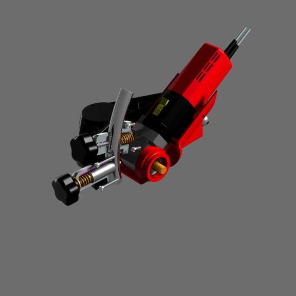 Dis-assy-motor