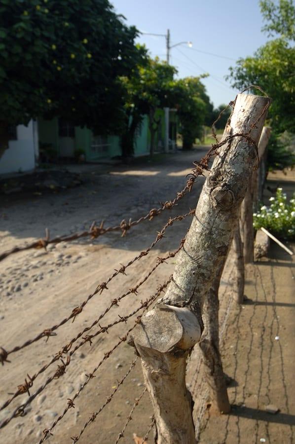 MX-fence