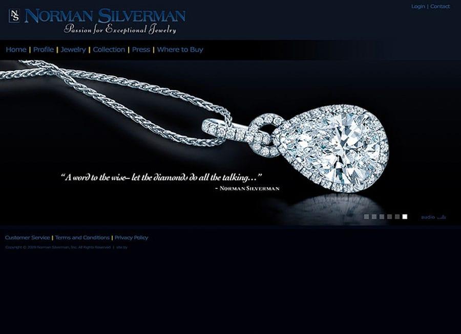 Norman Silverman Diamonds