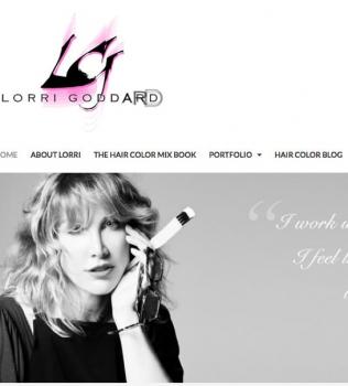 Client Endorsement – Lorri Goddard – Celebrity Hair Colorist