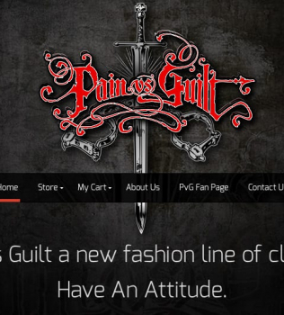 Client Endorsement – Pain vs Guilt Clothing